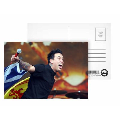 Papa Roach - Postcard (Pack of 8) - 6x4 inch - Art247 Highest Quality - Standard Size - Pack Of 8