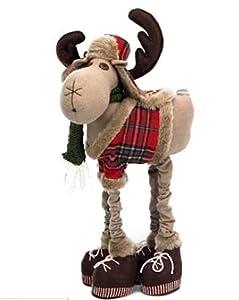 Office christmas decor christmas decor pinterest - Amazon Com Napco Christmas Decor Standing Moose