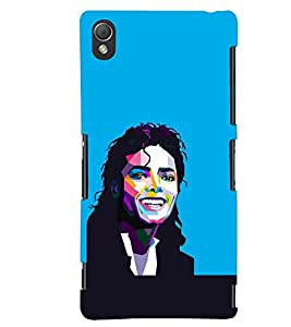 printtech Michael Jackson Back Case Cover for Sony Xperia Z4::Sony Xperia Z4 E6553