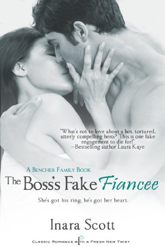 The Boss's Fake Fiancee (Entangled Indulgence) by Inara Scott