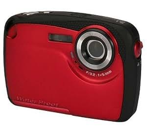 Yashica APW 10 Appareil photo numérique 5 Mpix Etanche Rouge