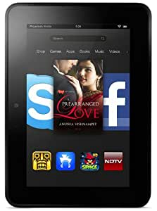 "Kindle Fire HD 7"", Dolby Audio, Dual-Band Wi-Fi, 16 GB"