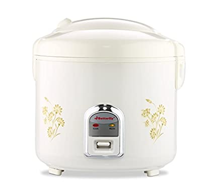 Butterfly Deluxe 3P-007 2.8 Litre Electric Rice Cooker