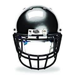 Buy Schutt Sports Super Pro Carbon Steel Varsity EGOP-II Football Faceguard by Schutt