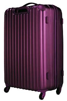 (トラベルハウス)Travelhouse スーツケース 10色4サイズ キャリーバッグ TSAロック ファスナー 4輪 SS機内持込可 ABS3392