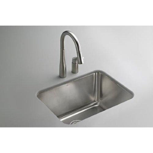 KOHLER K-6661-NA Undertone Undercounter Utility Sink