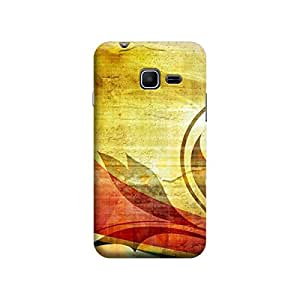 CaseLite Premium Printed Mobile Back Case Cover With Full protection For Samsung J1 Mini (Designer Case)
