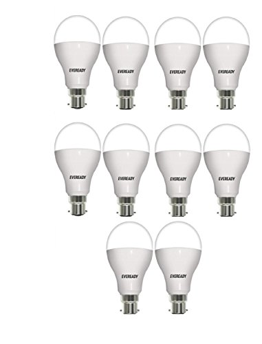 14W LED Bulbs (White, Pack of 10)