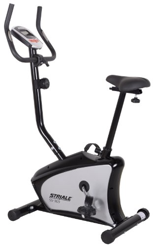 Striale sv 369 v lo d 39 appartement noir cardio training - Velo appartement cardio training ...
