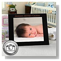 Personalized Digital Picture Frame - Baby Photos