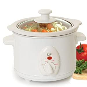Maxi-Matic Elite Cuisine Slow Cooker by Maximatic