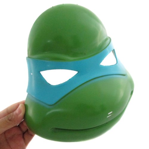Green/Blue Venetian Teenage Mutant Ninja Turtles Mask Masquerade Party
