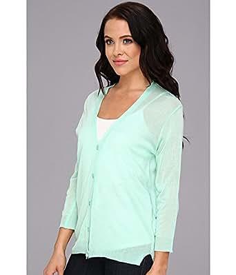 Amazon.com: Gabriella Rocha Women's Sadieh Sweater Mint SM: Clothing
