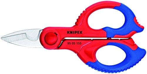 KNIPEX 95 05 155 SB Forbici da Elettricista