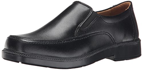 Florsheim Kids Bogan JR Loafer (Toddler/Little Kid/Big Kid),Black,4 W US Big Kid