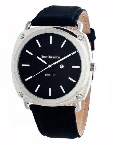 Lambretta 2092/bla Brunori Date Mens Watch