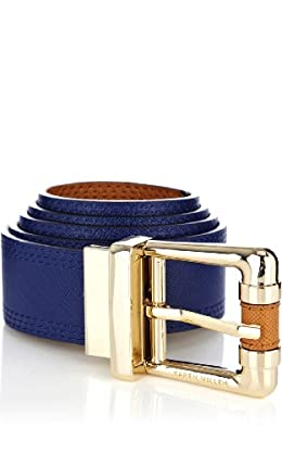 Colorful Reversible Jeans Belt
