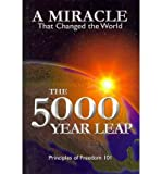 img - for [ THE 5000 YEAR LEAP: A MIRACLE THAT CHANGED THE WORLD ] By Skousen, W Cleon ( Author) 1981 [ Paperback ] book / textbook / text book