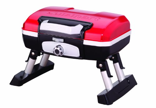 Why Should You Buy Cuisinart CGG-180T Petit Gourmet Portable Tabletop Gas Grill