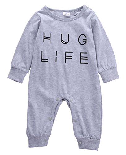 Baby Boy Girl Romper