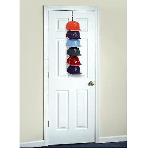 Perfect Curve CapRack System - 18-Caps (Baseball Hat Rack compare prices)
