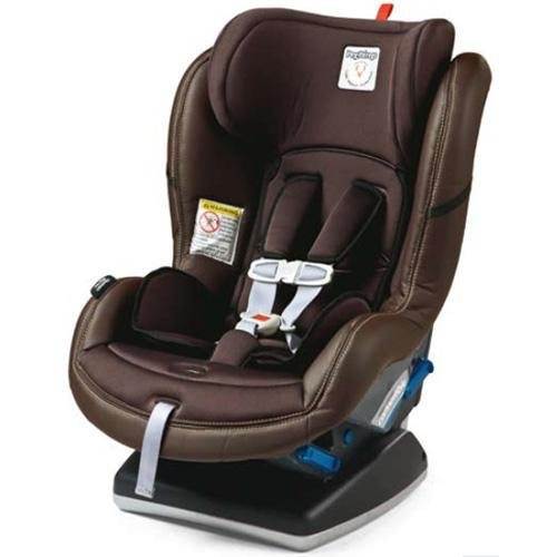 Peg Perego Convertible Premium Infant to Toddler Car Seat, Cacao