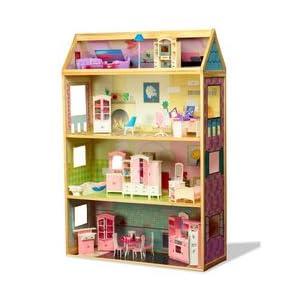 Feenix Toys Giant 4 Story Dollhouse