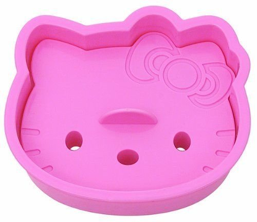 Hello Kitty Cookie Sandwich Toast Bread Cutter Mold New (Hello Kitty Bread Mold compare prices)