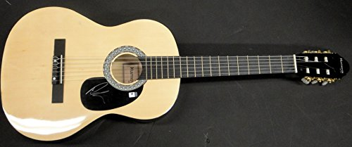 Riker Lynch Hand Signed Autographed Acoustic Guitar R5 GA 796497