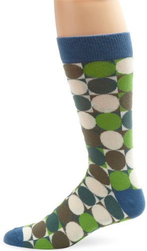 PACT Mens Aerial View Crew Sock