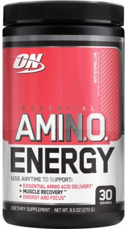 Optimum Nutrition Essential Amin.O. Energy Watermelon -- 30 Servings