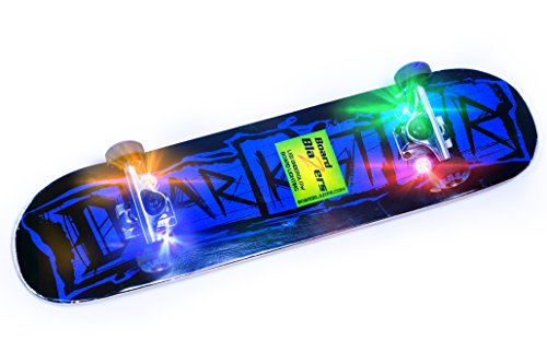 Board Blazers, The Original LED Underglow Skateboard, Longboard, Self Balancing Scooter & Kick Scooter Lights (Led Light Up Longboard Wheels compare prices)