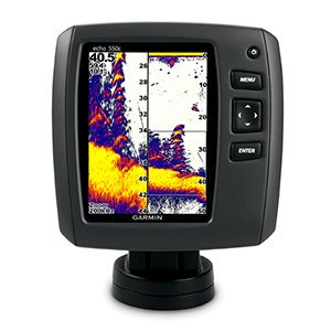 High Quality New Garmin echo 550c Color Dual BM Fishfinder TM/Trolling Transducer