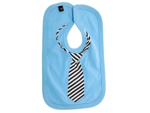 J.I.P. Photo Print Bib, Tie