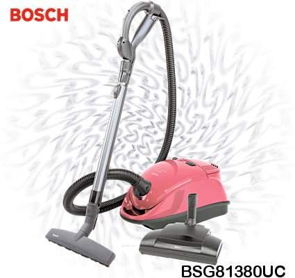 Bosch Vacuum Cleaner Premium Electro Duo Xxl Hc Bsg81380uc