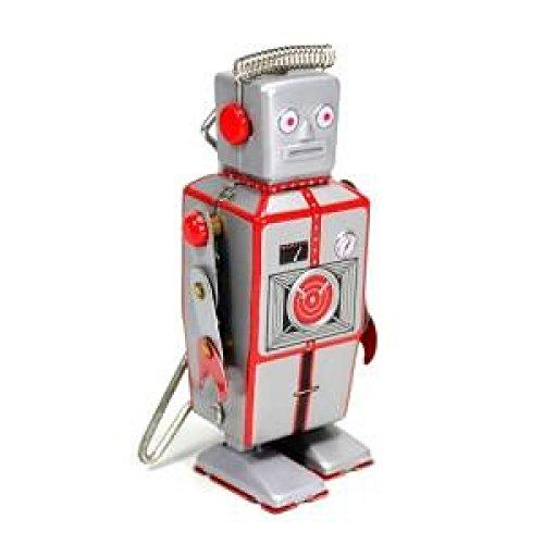 Replika Easelback Robot giocattoli di latta