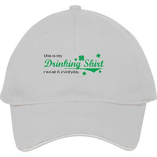 Summer Drinking Shirt Pub Crawl - St Pattys Day Adjustable Snapback Cap Hat For Men Baseball Cap