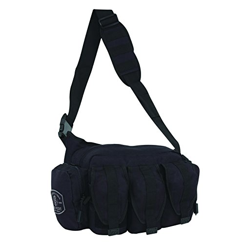 SOG Tactical Responder Shooting Range Bag MOLLE Equipped YPM001 sog sog a01