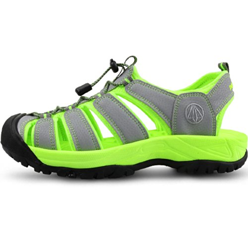 New Paperplanes Summer Aqua Sports Athlectic Sandals Mens Shoes Green (10)