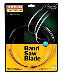 Craftsman Band Saw Blade 70 1 2 Quot 10 Tpi Band Saw