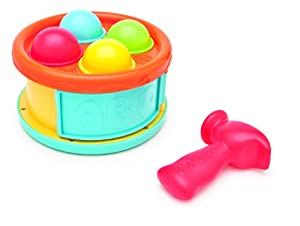 Infantino Pound and Play Fun Drum