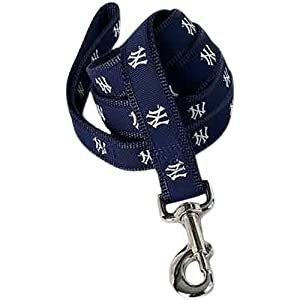 Dog Leash - New York Yankees by Sporty K9