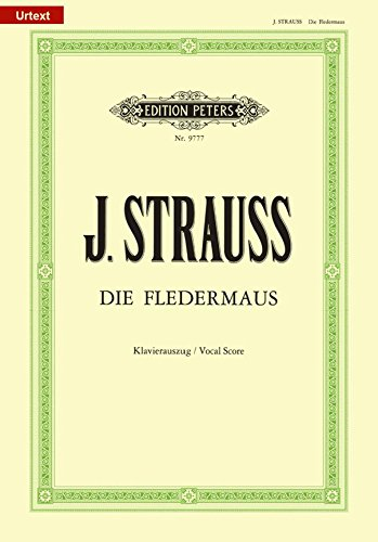 Fledermaus,Die (Comic Opera in 3 Acts) - Buch