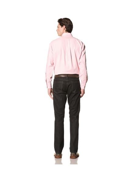 Bill's Khakis Men's Woven Bentley Oxford