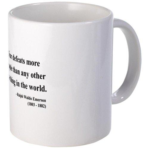 Ralph Waldo Emerson 23 Mug Mug By Cafepress