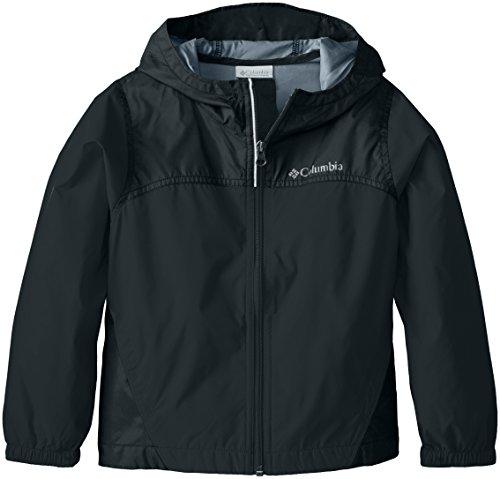 Columbia Big Boys' Glennaker Rain Jacket, Black, Medium (Rain Jacket Toddler compare prices)