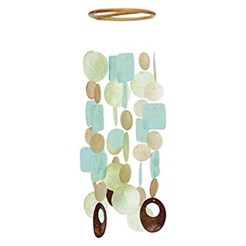 Capiz Shell Wind Chim