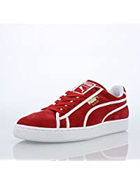 Puma Mens Suede Courtside Binding
