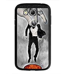 PrintDhaba Funny Image D-3959 Back Case Cover for SAMSUNG GALAXY GRAND I9082 (Multi-Coloured)
