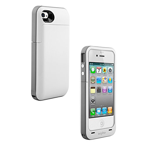 Mophie 2,000mAh Juice Pack 'Plus' Battery Case for Apple iPhone 4/4s - Gray (Certified Refurbished) (Mophie Iphone 4s Juice Pack compare prices)